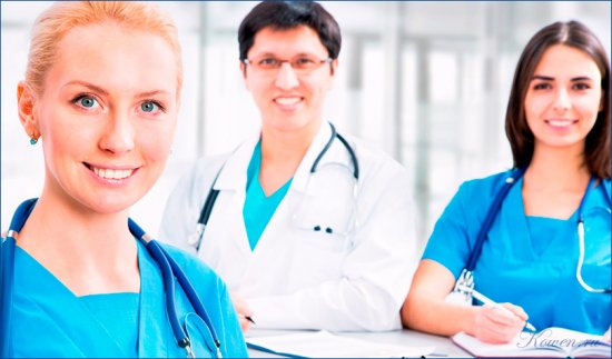 Удобный сервис для выбора врачей и клиник