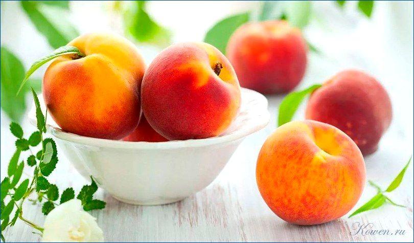Полезен ли персики беременным 130