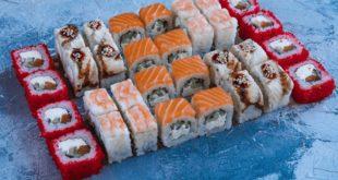 Заказать суши и роллы с доставкой на дом